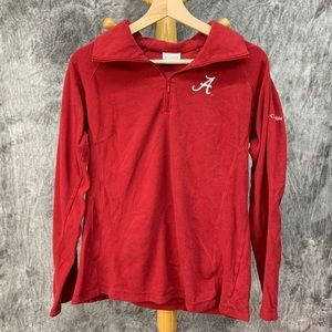 Columbia Women's Fleece Pullover Alabama Sz L